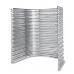 Stif Back II Egress Well - for New Construction - Galvanized