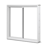 PVC V200 Slider Window