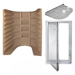 2062 Egress Kit - Sandstone